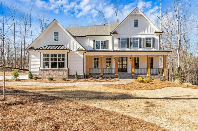 4035 Haven Terrace, Milton, GA 30004 (MLS #6772812) :: North Atlanta Home Team