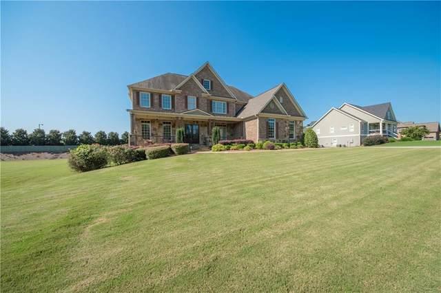 385 Swains Drive, Peachtree City, GA 30269 (MLS #6772872) :: Tonda Booker Real Estate Sales