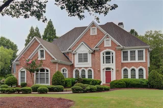 3845 Falls Landing Drive, Alpharetta, GA 30022 (MLS #6772995) :: North Atlanta Home Team