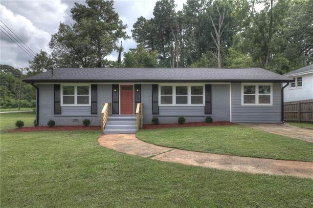 2085 Mesa Drive SE, Atlanta, GA 30316 (MLS #6773005) :: North Atlanta Home Team
