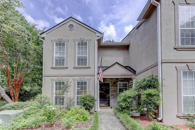 601 Masons Creek Circle, Sandy Springs, GA 30350 (MLS #6773008) :: Good Living Real Estate
