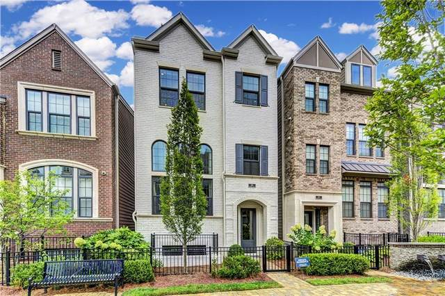 605 Broadview Terrace NE, Atlanta, GA 30324 (MLS #6773044) :: The Hinsons - Mike Hinson & Harriet Hinson