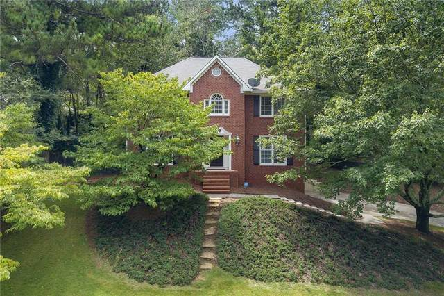 9129 Branch Valley Way, Roswell, GA 30076 (MLS #6773082) :: North Atlanta Home Team