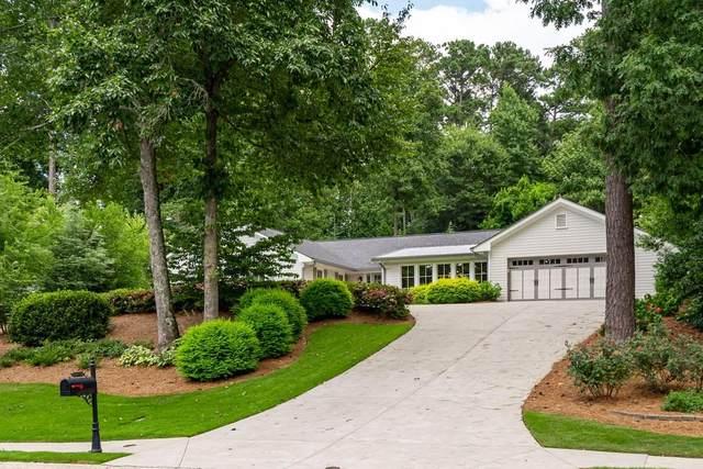 810 Fairfield Drive, Marietta, GA 30068 (MLS #6773084) :: The Cowan Connection Team
