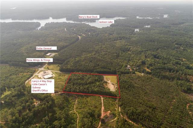 4049 J 4049 Jackson Lake Road Road, Monticello, GA 31064 (MLS #6773126) :: Team RRP | Keller Knapp, Inc.