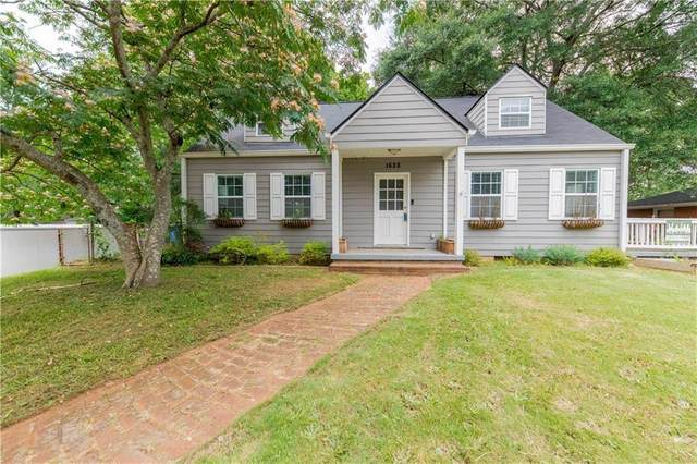 1628 Athens Avenue SW, Atlanta, GA 30310 (MLS #6773257) :: The Cowan Connection Team