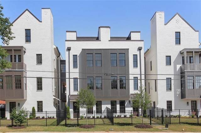 1261 Virginia Avenue NE #5, Atlanta, GA 30306 (MLS #6773295) :: Good Living Real Estate