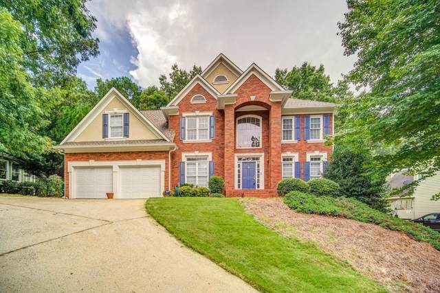 572 Fairway Drive, Woodstock, GA 30189 (MLS #6773350) :: Todd Lemoine Team