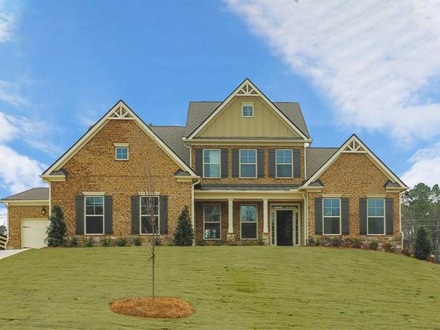 91 Genesee Pointe, Newnan, GA 30263 (MLS #6773371) :: The Cowan Connection Team