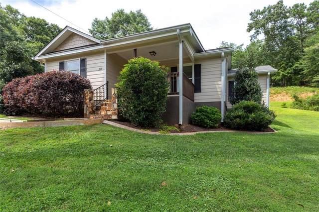 320 Russell King Lane, Canton, GA 30115 (MLS #6773372) :: Path & Post Real Estate