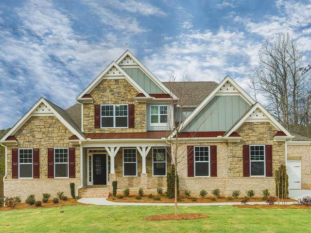 130 Genesee Pointe, Newnan, GA 30263 (MLS #6773381) :: The Cowan Connection Team