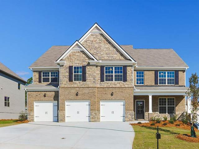 90 Genesee Pointe, Newnan, GA 30263 (MLS #6773387) :: The Cowan Connection Team