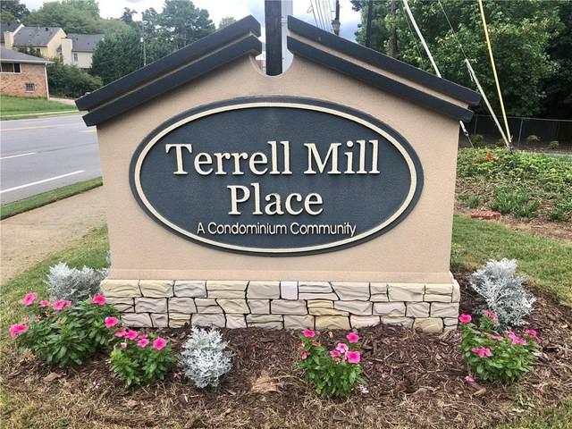 1545 Terrell Mill Place SE G, Marietta, GA 30067 (MLS #6773419) :: North Atlanta Home Team