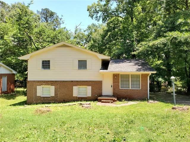 6464 Rabun Road, Morrow, GA 30260 (MLS #6773423) :: Path & Post Real Estate