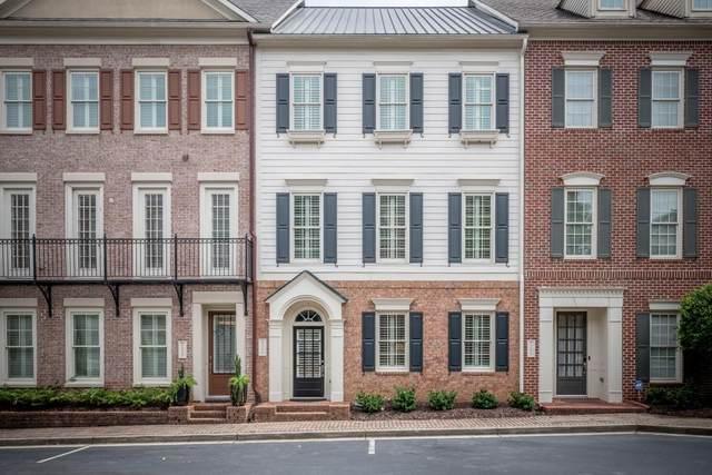 4389 Bridgehaven Drive SE #7, Smyrna, GA 30080 (MLS #6773431) :: Keller Williams Realty Cityside