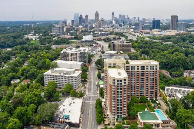 1820 Peachtree Road NW #915, Atlanta, GA 30309 (MLS #6773439) :: North Atlanta Home Team