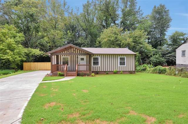 1201 Redford Drive SE, Atlanta, GA 30315 (MLS #6773459) :: Tonda Booker Real Estate Sales