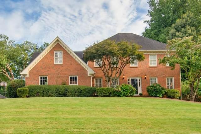 5021 Huntshire Lane SW, Lilburn, GA 30047 (MLS #6773506) :: North Atlanta Home Team