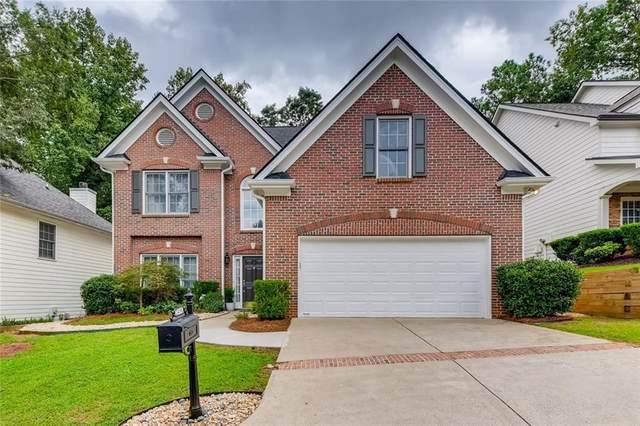 2491 Emerald Ridge Court NE, Atlanta, GA 30345 (MLS #6773520) :: North Atlanta Home Team
