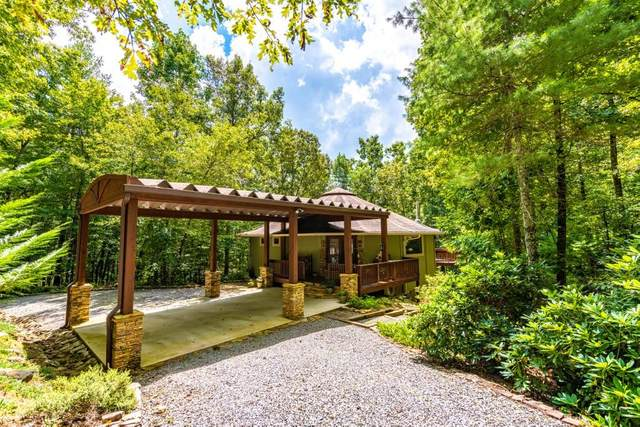 62 Mountain Falls Overlook Court, Ellijay, GA 30540 (MLS #6773541) :: The Hinsons - Mike Hinson & Harriet Hinson