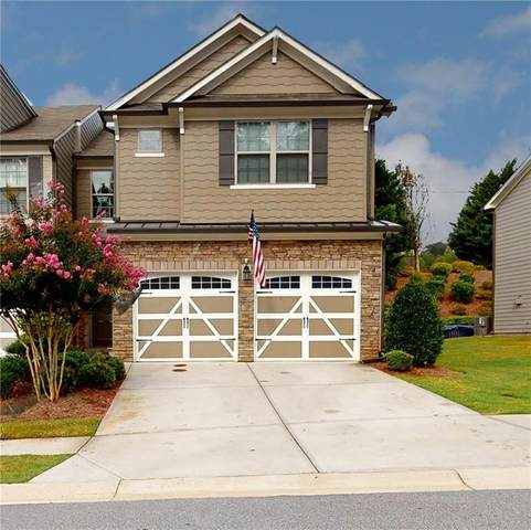 266 Stone Park Drive, Woodstock, GA 30188 (MLS #6773581) :: Keller Williams