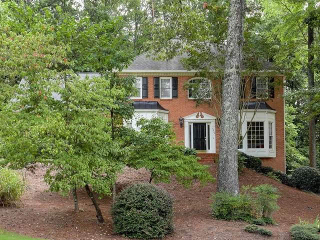 4027 Jordan Lake Drive, Marietta, GA 30062 (MLS #6773590) :: North Atlanta Home Team