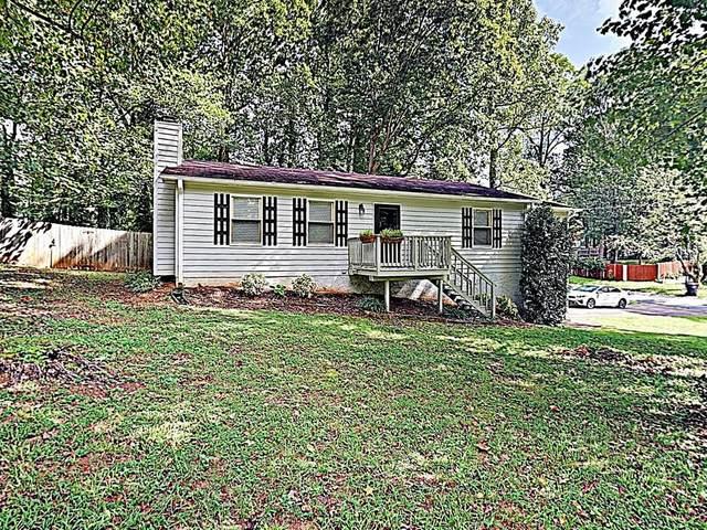 5265 Concord Ridge Drive SW, Mableton, GA 30126 (MLS #6773597) :: Kennesaw Life Real Estate