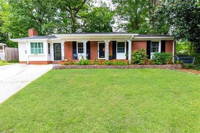 1794 Cimarron Court SE, Smyrna, GA 30080 (MLS #6773615) :: North Atlanta Home Team