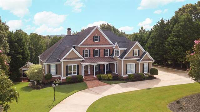 8890 Saddle Trail, Ball Ground, GA 30107 (MLS #6773682) :: North Atlanta Home Team