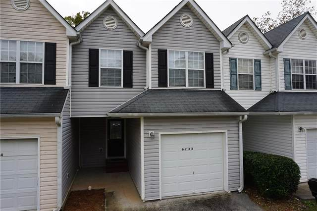 6736 Gallant Court SE #29, Mableton, GA 30126 (MLS #6773689) :: Keller Williams Realty Cityside