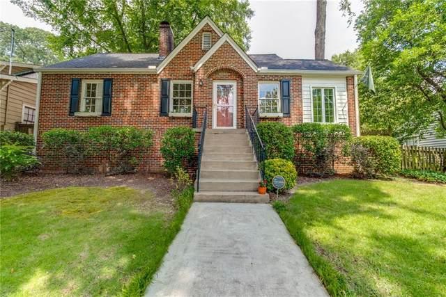 216 Springdale Drive NE, Atlanta, GA 30305 (MLS #6773698) :: RE/MAX Prestige
