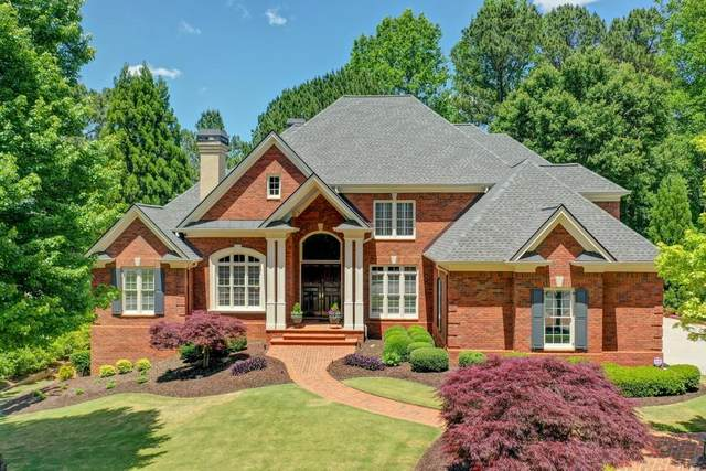2115 Bent Creek Manor, Alpharetta, GA 30005 (MLS #6773705) :: North Atlanta Home Team