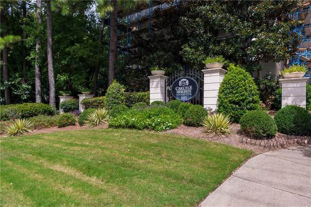 1445 Monroe Drive NE E2, Atlanta, GA 30324 (MLS #6773780) :: Rock River Realty