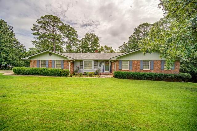 6235 Crestview Drive SE, Covington, GA 30014 (MLS #6773791) :: Tonda Booker Real Estate Sales