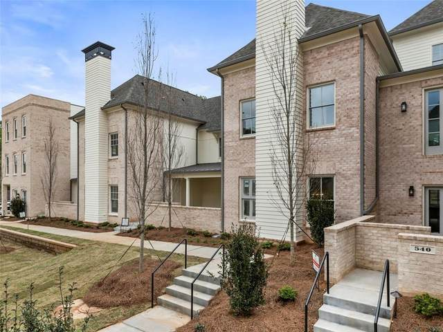 420 Clover Court, Roswell, GA 30075 (MLS #6773817) :: Vicki Dyer Real Estate
