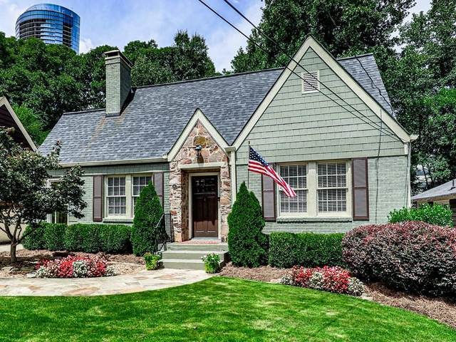 44 Highland Drive NE, Atlanta, GA 30305 (MLS #6773830) :: RE/MAX Prestige