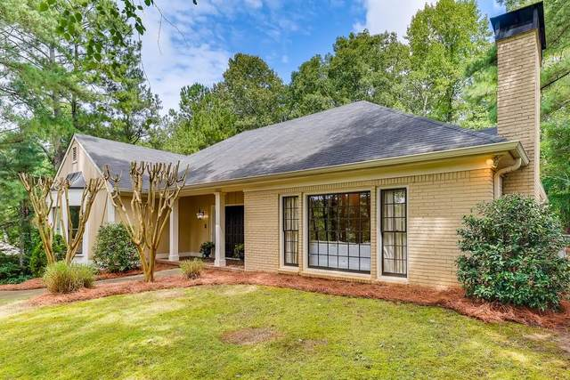 740 Oakhaven Drive, Roswell, GA 30075 (MLS #6773881) :: North Atlanta Home Team