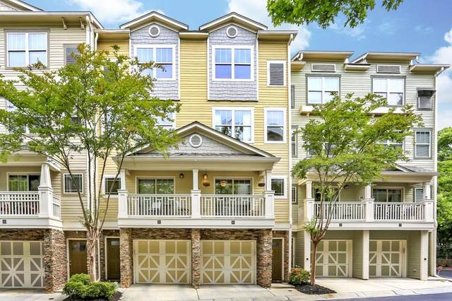 221 Semel Circle NW #273, Atlanta, GA 30309 (MLS #6773893) :: North Atlanta Home Team