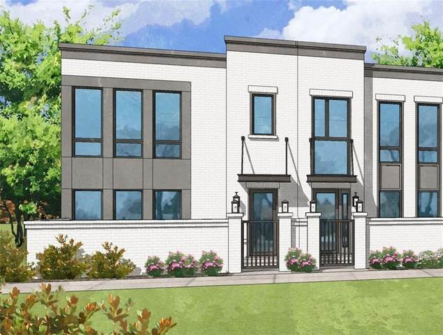 6405 Halcyon Way #9, Alpharetta, GA 30005 (MLS #6773951) :: Good Living Real Estate