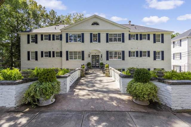 35 Sheridan Drive NE #6, Atlanta, GA 30305 (MLS #6773996) :: Good Living Real Estate