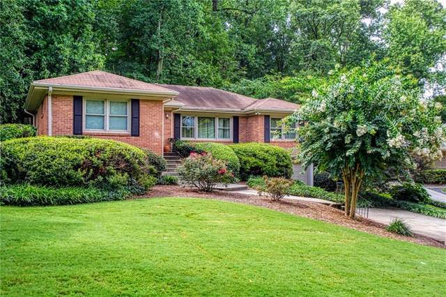 1249 Poplar Grove Drive NE, Atlanta, GA 30306 (MLS #6774003) :: North Atlanta Home Team