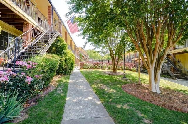1705 NE Monroe Drive NE E10, Atlanta, GA 30324 (MLS #6774021) :: North Atlanta Home Team