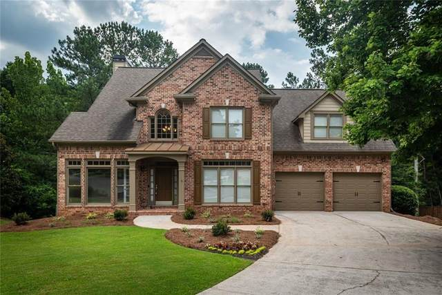 810 Cambridge Crest Lane, Johns Creek, GA 30005 (MLS #6774023) :: RE/MAX Prestige
