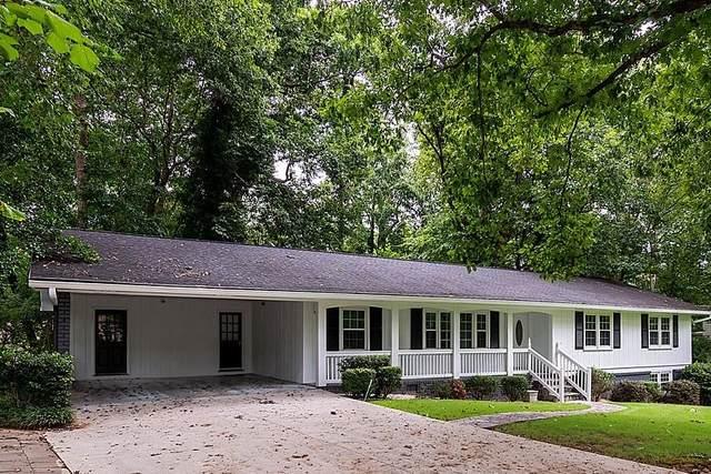 4603 Holliston Road, Atlanta, GA 30360 (MLS #6774024) :: Tonda Booker Real Estate Sales