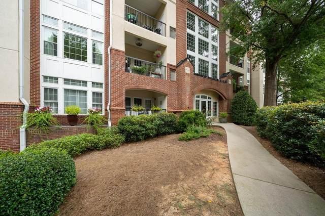 3636 Habersham Rd Road NW #2104, Atlanta, GA 30305 (MLS #6774034) :: The Butler/Swayne Team