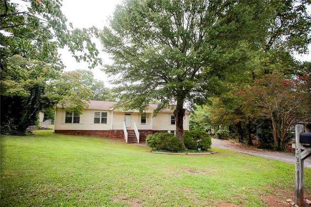 2441 Hidden Hills Drive, Marietta, GA 30066 (MLS #6774045) :: The Heyl Group at Keller Williams