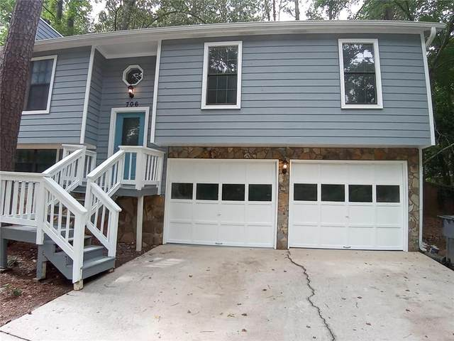 706 Burnt Creek Way NW, Lilburn, GA 30047 (MLS #6774123) :: North Atlanta Home Team