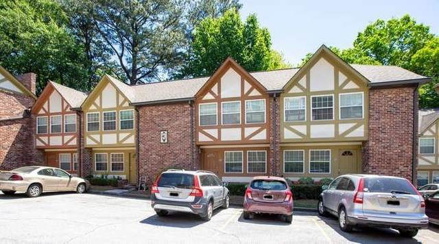 2825 Northeast Expressway K-3, Atlanta, GA 30345 (MLS #6774148) :: The Heyl Group at Keller Williams