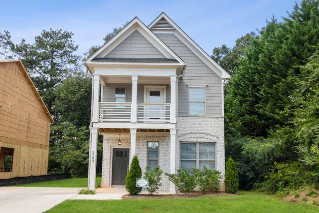 5253 Hearthstone Street, Stone Mountain, GA 30083 (MLS #6774154) :: The Cowan Connection Team
