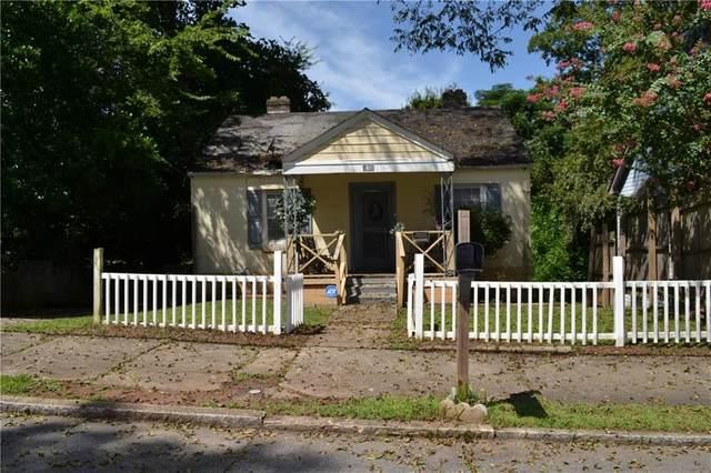 1095 Garibaldi Street SW, Atlanta, GA 30310 (MLS #6774155) :: Good Living Real Estate